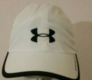 Under armour coldblack White Adjustable one size Hat