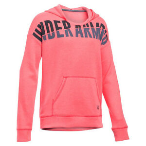 Under Armour Girl's Favorite Fleece Hoodie