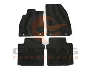2013 2019 Cadillac XTS Genuine GM Front Rear All Weather Floor Mats 22757756 $118.99
