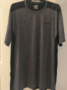 UNDER ARMOUR HEAT GEAR FITTED ATHLETIC SHIRT MENS 4XL Tall
