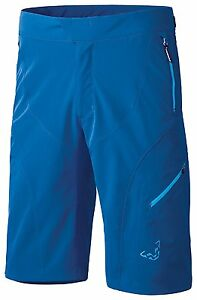 Dynafit Mens Transalper Dura Stretch Shorts Voltage Large