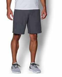 Under Armour Mens UA Ultimate Utility Shorts SM x 10 STEALTH GRAY