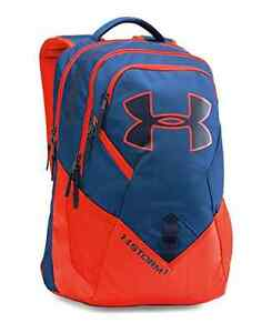 Under Armour Backpack Storm Big Logo IV Heron 480 1 Size Water Resistant Finish