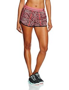 Under Armour Womens UA Perfect Pace Short Extra Large PINK SHOCK