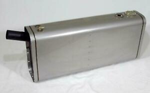 Tanks Inc. Universal Stainless Steel Fuel Tank with Angled Neck
