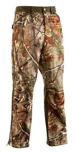 Under Armour Men's Deadcalm Scent Control Pants Camo Cold Gear Realtree NWT $165