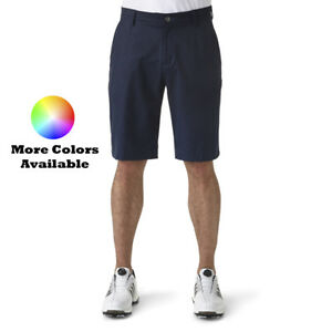 New Adidas Golf 2017 Ultimate Gradient Stripe Shorts - Pick Size