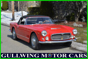 1960 Maserati 3500  1960 Used Manual Convertible