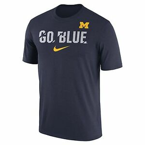 Michigan Wolverines 2017 NCAA Mens Legend Ignite Dry Fit T-Shirt