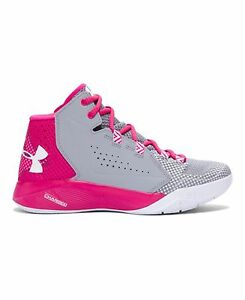 Under Armour Women's UA Torch Fade Basketball Shoes 11 B(M) US