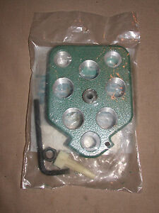 RCBS AmmoMaster  Piggyback Top Plate-NEW SEALED PACKAGE - complete w wrench