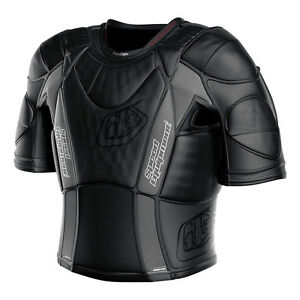 Troy Lee Designs UPS 5850 Protective Under Armour Shirt - Mens XL