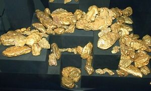 Mt. Vernon Gold Mine - Large Nuggets and Drilled Lode Deposit - Price Reduced!