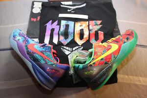 Nike Kobe 8 System Premium What The Kobe WTK WT-Shirt [635438-800] WReceipt