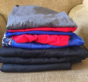 Under Armour Nike Youth XL 4 Pants 4 Fitted Boys Shirts Tops Heat Gear