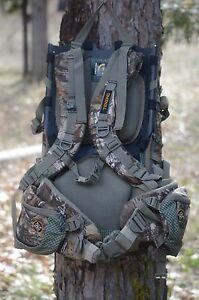 tenzing legend hunting pack carbon frame camo hiking