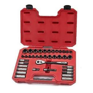 Craftsman 38-PIECE UNIVERSAL SOCKET WRENCH SET 38-INCH DRIVE US SELLER New