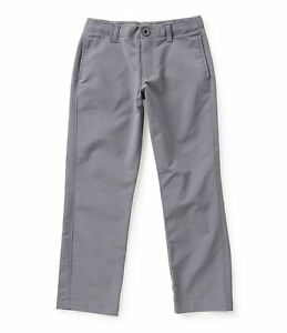 Under Armour Under Armour Big Boys Match Play Pants Size YXLTGEG Graphite NWT