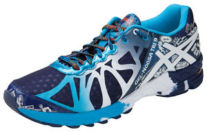 Asics Men's  Lightweight Lace Up Energy Performance Athletic Footwear. MNOOSA