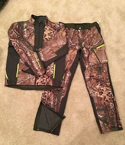 Under Armour Cold Gear Infrared Scent Control  realtree extra camo set 36XL