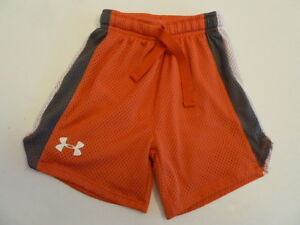 Girl's Under Armour Athletic Shorts Loose Heatgear Size X-Small