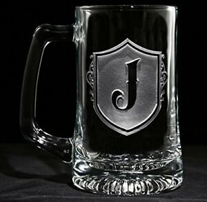 Personalized Beer Mugs (Set of 2) (M22)