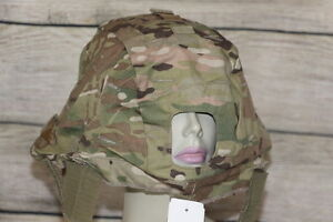 U.S. Army Multicam MICH ACH Helmet Cover For ANPSQ-20 ENVG Size LRG  X-LRG NEW