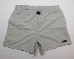 Womens COLUMBIA Active Shorts Outdoor Hiking Boating Running Size L Large