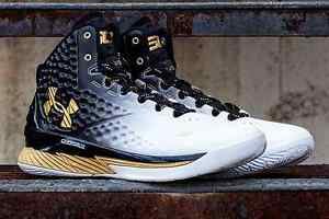 Under Armour Curry 1 MVP Size 12. Warriors Dub Nation Splash Steph