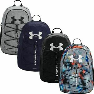 Under Armour UA Scrimmage 2.0 YOUTH STORM Backpack 19 LAPTOP BAG BLACK RED $45 $38.95