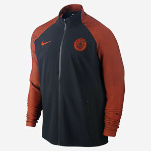 NWT Nike MCFC Manchester City FC Strike Jacket DRI-FIT RED SMALL 829152 - $305