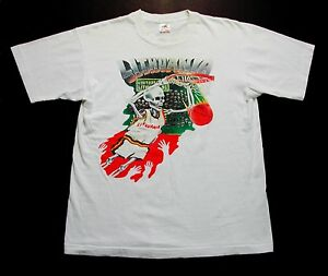 Grateful Dead Shirt T Shirt 1992 Lithuania Basketball Olympics NBA Vintage L