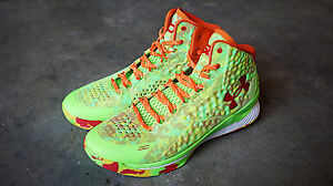 Under Armour UA Curry One 1 Size 11.5 Candy Regin Sour Patch Kids GSW SC30