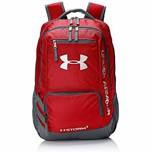 Under Armour Storm Hustle II Backpack (One Size Red (600))