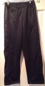 Nike Boys Therma Elite Athletic Sweat Pants Black 803773 Dri-Fit Youth Size S