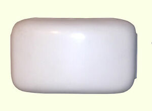 10lb Coated Lead Weight - White perfect for Scuba BCs