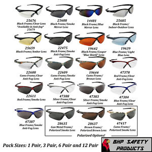 JACKSON NEMESIS SAFETY GLASSES SUNGLASSES SPORT WORK EYEWEAR - VARIETY PACKS