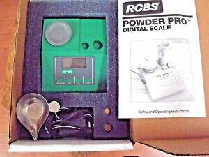 RCBS Powder Pro Digital Reloading Scale 98980 BRAND NEW IN THE BOX