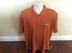Colonial Country Club Golf Texas Men's XL Shirt Under Armour New NWOT