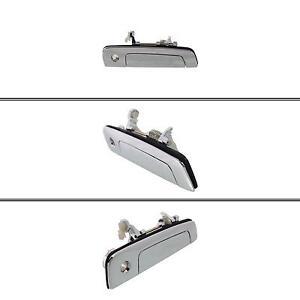 New FDH010234 Exterior, Front, RH Door Handle for Mitsubishi Mirage 1997-2005