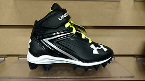 Under Armour Crusher Youth Football Cleats NEW 1258036-001