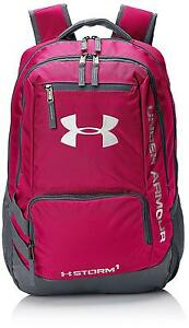 Under Armour Storm Hustle II Backpack Tropic Pink Graphite One Size