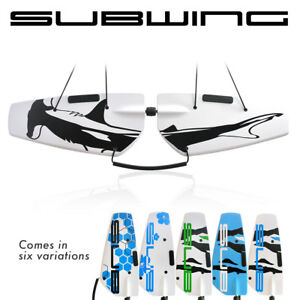 Subwing Fly Under Water〡Underwater Towboard Divewing Towable Watersport