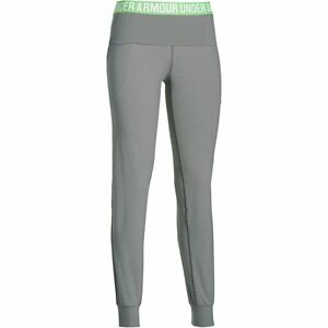 Womens Under Armour Downtown Knit Printed Jogger Pant BlackWhite  SM US 4-6 x