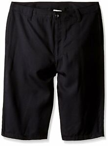 Under Armour Boys Medal Play Golf Shorts BlackGraphite Youth Small