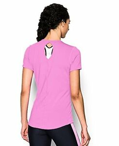 Under Armour Women's HeatGear CoolSwitch Short Sleeve - Choose SZColor