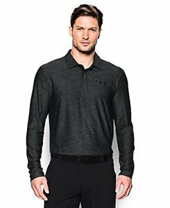 Under Armour Men's Playoff Long Sleeve Polo - Choose SZColor
