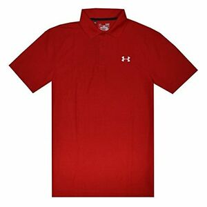 Under Armour Men UA Golf Performance Logo Polo T-Shirt - Choose SZColor