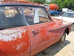 1961 1962 Plymouth Valiant 2 Door Hardtop Right Door Sheel