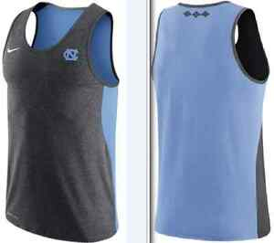 Nike Dri Fit North Carolina Tar Heels Elite Speed Team Training Tank Top shirt